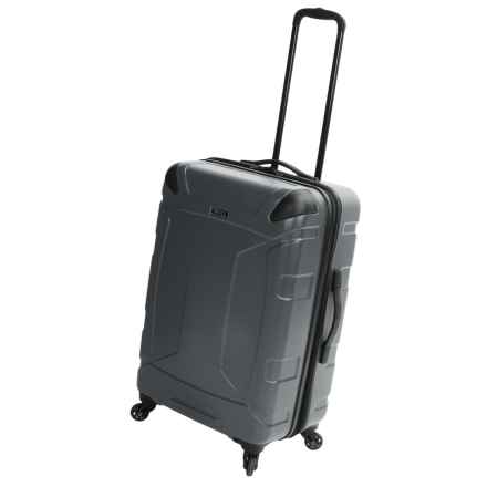 "Revo Trek Spinner Suitcase - 24"" in Charcoal - Closeouts"