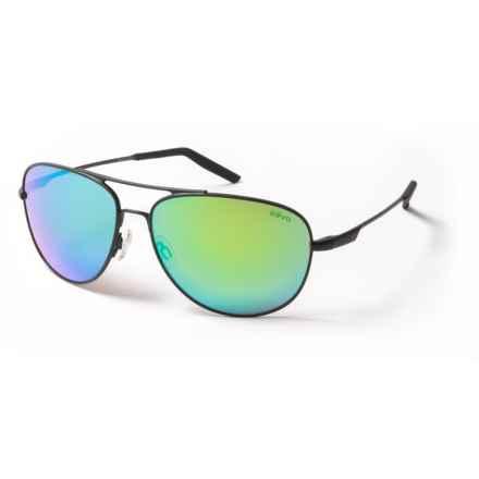 c8b293353c Revo Windspeed Sunglasses - Polarized (For Men and Women) in Matte Black  Green