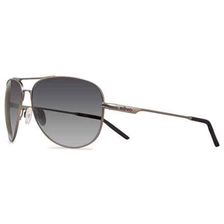 Revo Windspeed Sunglasses - Polarized in Gunmetal/Graphite - Closeouts