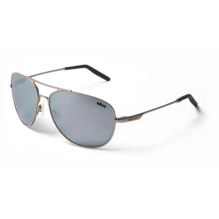 Revo Windspeed Sunglasses - Polarized in Gunmetal/Stealth - Closeouts