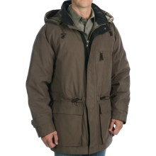 RFT by Rainforest Parka - Insulated (For Men) in Acorn - Closeouts
