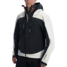RH+ Trex Ski Jacket - Waterproof (For Men) in Black/White - Closeouts