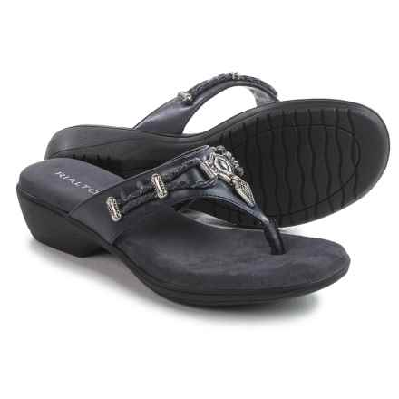 Rialto Kismet Sandals (For Women) in Navy - Closeouts
