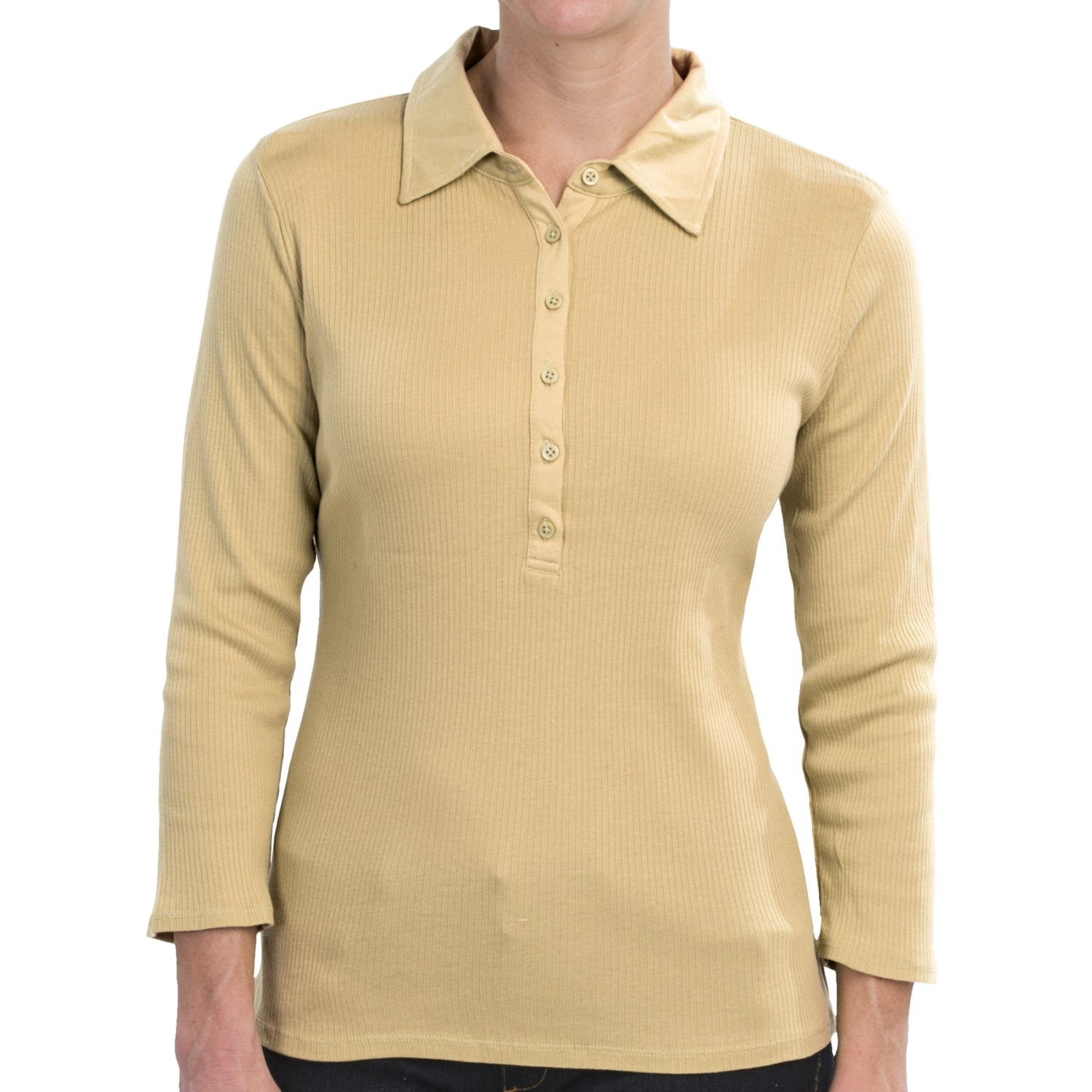 Henley Shirt Women