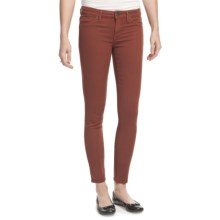 Rich & Skinny Marilyn Skinny Jeans (For Women) in Cayenne - Closeouts