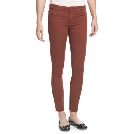 Rich & Skinny Marilyn Skinny Jeans (For Women) in Cayenne