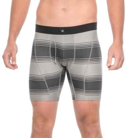 Richer Poorer Dunn Premium Boxer Briefs (For Men) in Charcoal - Closeouts