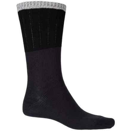 Richer Poorer Fremont Socks - Crew (For Men) in Black - Closeouts