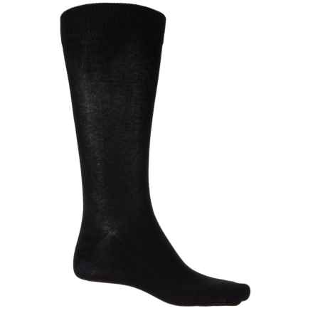 Richer Poorer Reese Socks - Crew (For Men) in Black - Closeouts