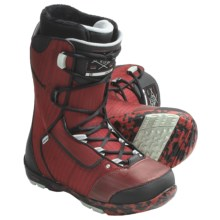 Ride Deuce Snowboard Boots (For Men) in Red - Closeouts