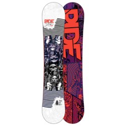 Ride Snowboards 2012 DH2 Snowboard in 158 Graphic