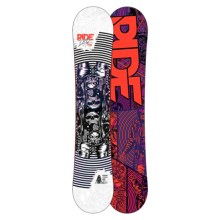 Ride Snowboards 2012 DH2 Snowboard - Wide in 154 Graphic - Closeouts