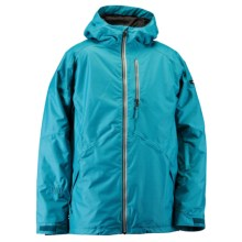 Ride Snowboards Admiral Shell Snowboard Jacket - Waterproof (For Men) in Harbor Blue - Closeouts