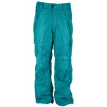 Ride Snowboards Alki Shell Snow Pants - Waterproof (For Men) in Harbor Blue - Closeouts