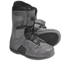 Ride Snowboards Anthem BOA® Coiler Snowboard Boots (For Men) in Grey - Closeouts