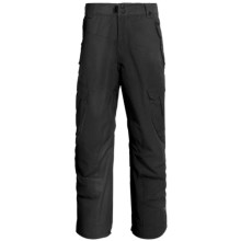 Ride Snowboards Belltown Pants - Waterproof (For Men) in Black - Closeouts
