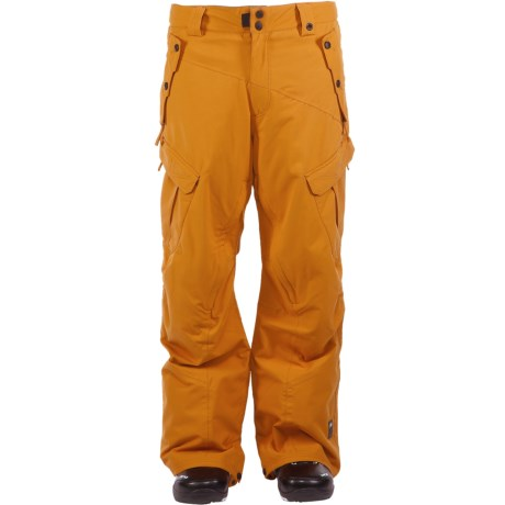 Ride Snowboards Belltown Pants - Waterproof (For Men) in Golden