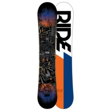 Ride Snowboards Berzerker Snowboard in 164 Graphic - Closeouts