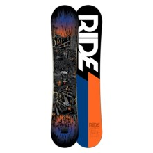 Ride Snowboards Berzerker Snowboard - Wide in 159 Graphic - Closeouts