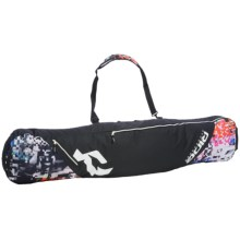 Ride Snowboards Blackened Snowboard Bag in Space Knuckle - Closeouts