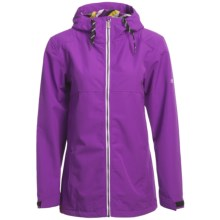 Ride Snowboards Bryant Riding Jacket - Lightweight (For Women) in Dark Violet - Closeouts