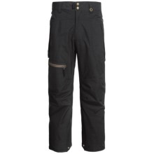 Ride Snowboards Calling Pants - Waterproof (For Men) in Black Dobby - Closeouts