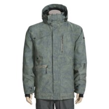 Ride Snowboards Cappel Newcastle Jacket - Waterproof, Insulated (For Men) in Waxed Denim - Closeouts