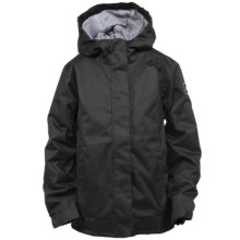 Ride Snowboards Chevelle Ski Jacket - Insulated, 3-in-1 (For Girls) in Black - Closeouts