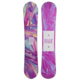 Ride Snowboards Compact Snowboard (For Women)