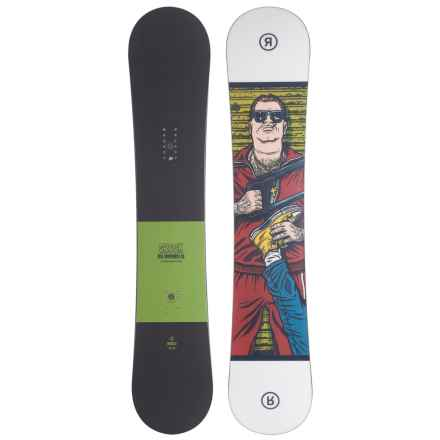 Ride Snowboards Crook Snowboard (For Men) in See Photo - Closeouts