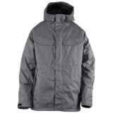 Ride Snowboards Delridge Shell Snowboard Jacket - Waterproof (For Men)