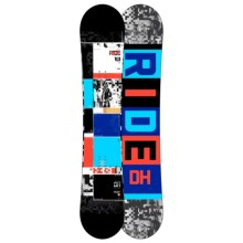 Ride Snowboards DH Snowboard in 159 Graphic - Closeouts