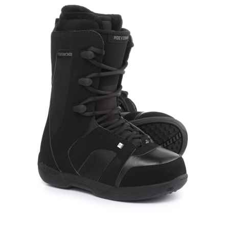 Ride Snowboards Donna Snowboard Boots (For Women) in Black - Closeouts