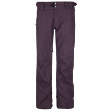 Ride Snowboards Eastlake Pants - Insulated (For Women) in Deep Plum - Closeouts