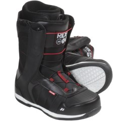 Ride Snowboards Flight Snowboard Boots (For Men) in Black