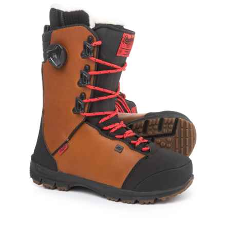 Ride Snowboards Fuse Snowboard Boots (For Men and Women) in Rawlings - Closeouts