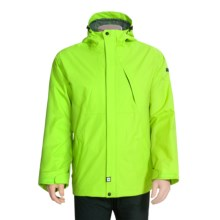 Ride Snowboards Gatewood Shell Jacket (For Men) in Slime Green - Closeouts