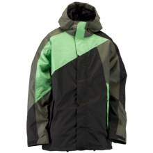 Ride Snowboards Georgetown Jacket - Waterproof (For Men) in Black - Closeouts