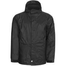 Ride Snowboards Georgetown Jacket - Waterproof, Insulated (For Men) in Black - Closeouts