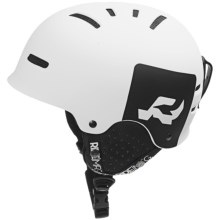 Ride Snowboards Gonzo Helmet in White - Closeouts