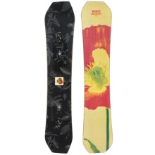 Ride Snowboards Helix Snowboard in 156 Yellos/Red - Closeouts
