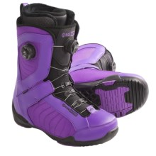Ride Snowboards Hi-Phy Snowboard Boots (For Men) in Purple - Closeouts