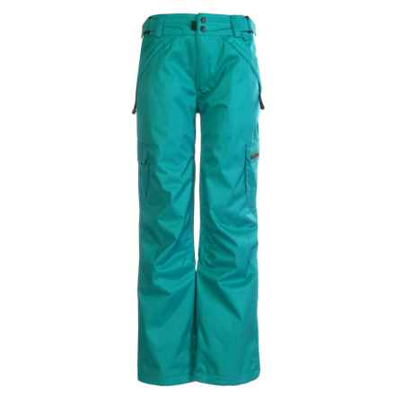 Ride Snowboards Highland Shell Pants (For Women) in Electric Teal - Closeouts