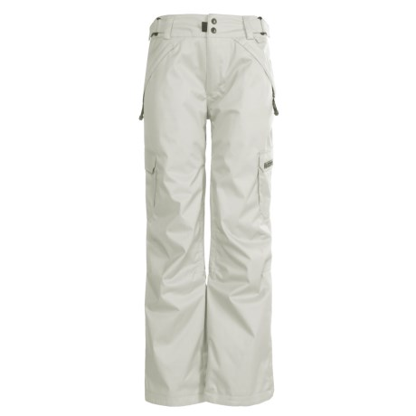 Ride Snowboards Highland Shell Pants (For Women) in Pearl Ash
