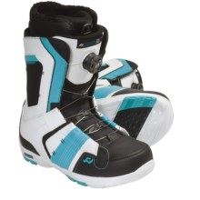 Ride Snowboards Jackson BOA® Coiler Snowboard Boots (For Men) in White - Closeouts