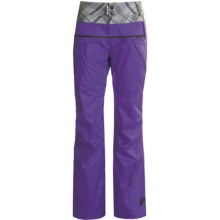 Ride Snowboards Leschi Shell Pants - Waterproof (For Women) in Ink Purple - Closeouts
