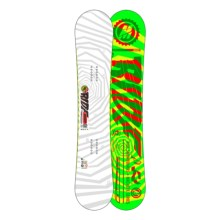 Ride Snowboards Machete Snowboard in 152 Graphic - Closeouts