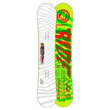 Ride Snowboards Machete Snowboard in 158 Graphic - Closeouts