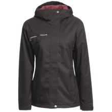 Ride Snowboards Northgate Jacket - Insulated (For Women) in Black Herringbone - Closeouts