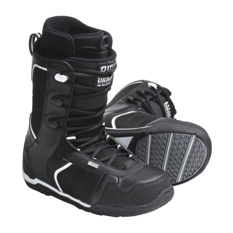 Ride Snowboards Orion Snowboard Boots (For Men) in Black